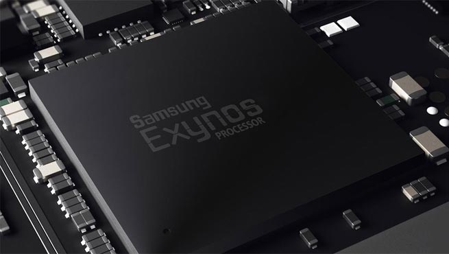 exynos processor for galaxy s8