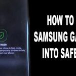 boot galaxy s8 into safe mode